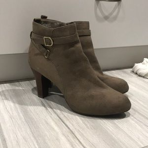 Merona brown Ankle Boots